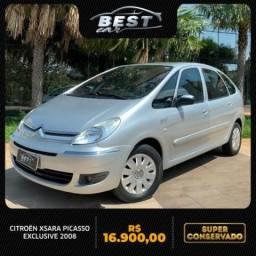 CitroËn xsara picasso 2009 2.0 i exclusive 16v gasolina 4p automÁtico