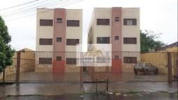 Apartamento com 2 dormitórios para alugar, 40 m² por R$ 700/mês - Sumarezinho - Ribeirão P
