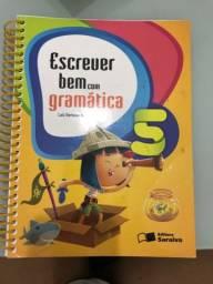 Livro Gramática 5 Ano (Colégio Encontro)