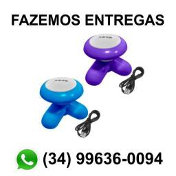 Mini Massageador a Pilha ou Energia