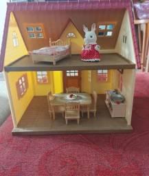 Sylvanian Families - A minha Primeira Casa