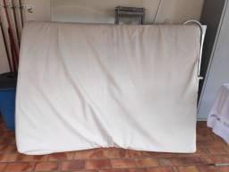 Colchão com capa napa