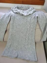 Blusão saia