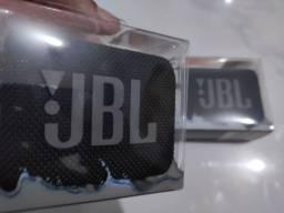 Caixa de som JBL Go 3 com Bluetooth e à prova dágua