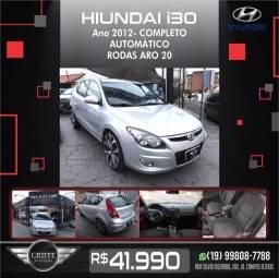 Título do anúncio: hyundai - i30 - 2012 - 2.0 - automatico - completo - rodas aro 20 - r$41.990,00