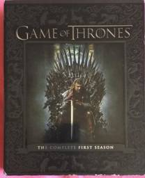 Box Game Of Thrones 1ª Temporada