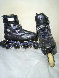 Patins Traxart Abec 7 Chassis Alumínio Leia