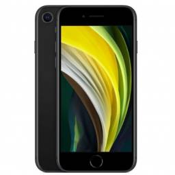 "IPhone SE 128gb Preto iOS 4G Wi-Fi Tela 4.7"" Câmera 12MP + 7MP - Apple"