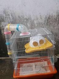 gaiola para hamister