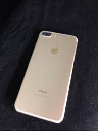 7 plus gold 256 gigas