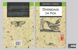 Diversidade da vida, Edward Wilson, editora Companhia das Letras, 2008