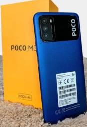Xiaomi POCO M3 4GB de RAM e 128GB interno