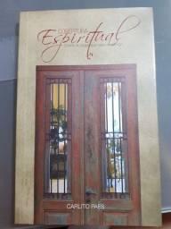 LIVRO Cobertura espiritual- Carlito Paes (usado)