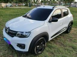 Renault Kwid Intense 1.0 Flex Único Dono