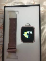 Relógio com 2 mês de uso !