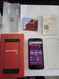 Celular Multilaser E Dual SIM 32 GB 512 MB Ram troco por outro celular de maior valor
