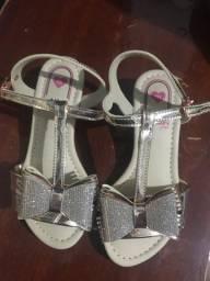 Sapato - sandália  infantil  fem
