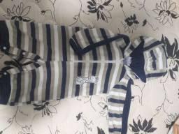 Macacões e blusas 9 - 12 meses menino lotinho