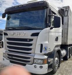 Título do anúncio: Caminhões Linha Scania