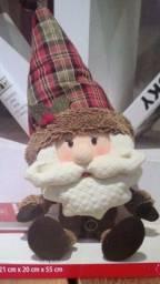 Enfeite decoração de natal novo ainda na caixa urso natalino