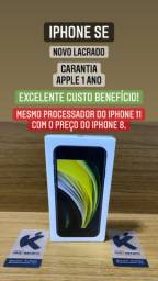 iPhone SE 2020 Novo Lacrado - Excelente custo benefício