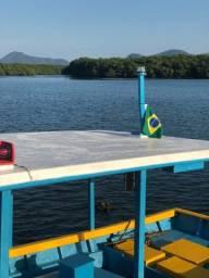 Título do anúncio: Barco de madeira
