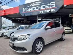 Renault Sandero expression 1.6 com Gnv