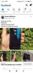 Motorola G7 Plus BIOMETRIA OFF