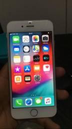 iPhone 6 64 Gb vendo ou troco celular está pegando tudo