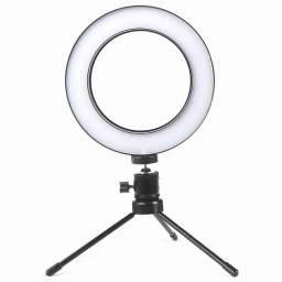Iluminador Ring light 16 cm