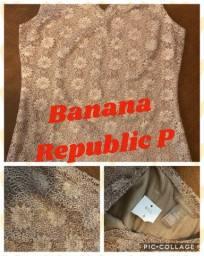 Blusa Banana Republic Nova P