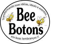 "Título do anúncio: ""Boton Bee""- Botons Personalizados (Niterói/ São Gonçalo)"