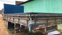 Carroceria para Mercedinha Curta 4,5m