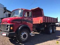 Caminhão Mercedez-bens 1313 caçamba (LEIA A DESCRIÇÃO)