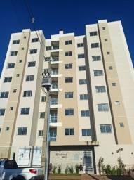 Aluga-se apartamento novo com sacada com churrasqueira no Res. Like