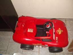 Carrinho elétrico McQueen