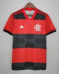 Camisa flamengo 2021/2022 pronta entrega