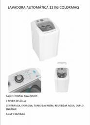 Lavadora automática lca 12kg