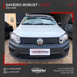 VW Saveiro Robust CS 1.6 completa 0km