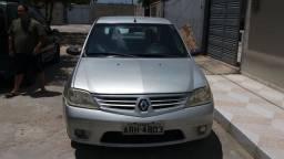 Vendo excelente carro da Renault Logan 1.0 2009 super econômico.