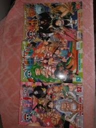 Mangá One piece Ed : 52,53 e 54