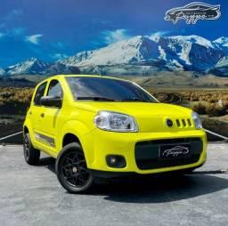 Título do anúncio: Fiat Uno Vivace 1.0 Flex Manual