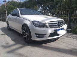 Mercedes C180 Coupe 2013 -(Leilão)