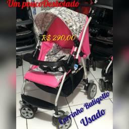 Carrinho de bebe Burigotto Bebe Crianc