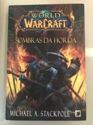 Livros coleção Warcraft