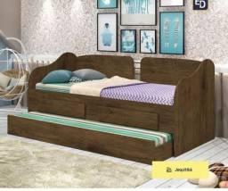 Cama baba auxiliar (cama auxiliar e colchão não incluso)