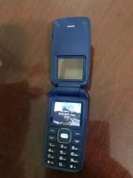 Vendo aparelho celular novo, dois chips