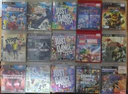 Jogos originais PS3, PS4, Xbox onde s, Xbox ,360, Psp e wii