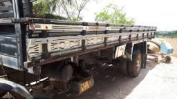 Carroceria de caminhão no toco med 6.70m