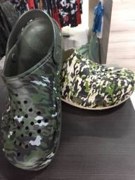 Sapato Soft Mania tipo Crocs